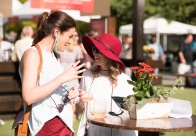Klyde Warren Park to Host Food and Wine Festival