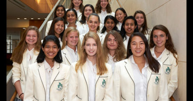 Twenty Hockaday Students Named National Merit Semifinalists