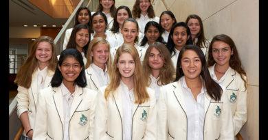 20 Hockaday Students Named National Merit Semifinalists