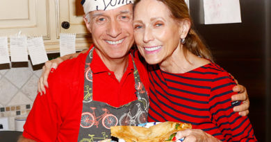Falk Family Host Les Femmes du Monde Summertime Tea