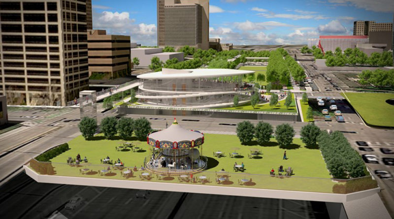 Out and About: Klyde Warren Park to Expand