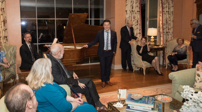 The Dallas Opera's FIRST SIGHT Patron Party