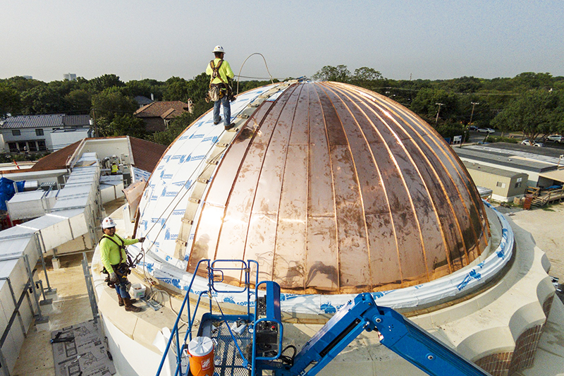 Science Center Taking Shape at St  Marks | Park Cities People