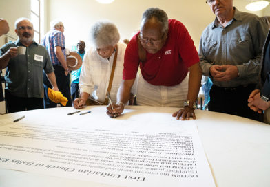 Unitarian Church Starts Race Relations Discussion