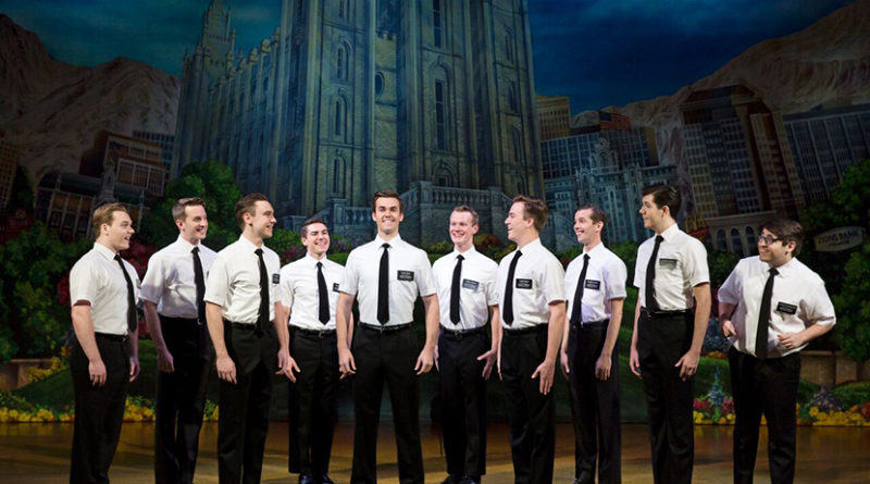 The Book of Mormon Returns to North Texas