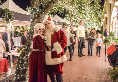 Highland Park Village To Celebrate the Holidays