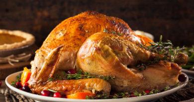 Five Ways to Enjoy Thanksgiving On The Go