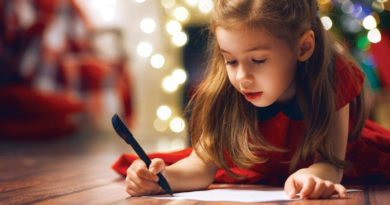 Letters to Santa at Snider Plaza
