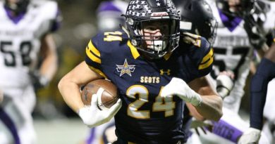 Defense Boosts Scots in Playoff Opener