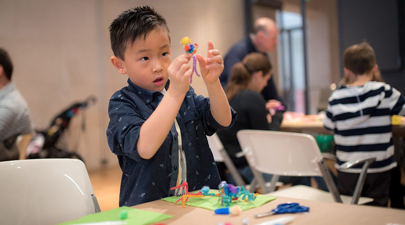 Nasher Announces Reimagined Free First Saturdays