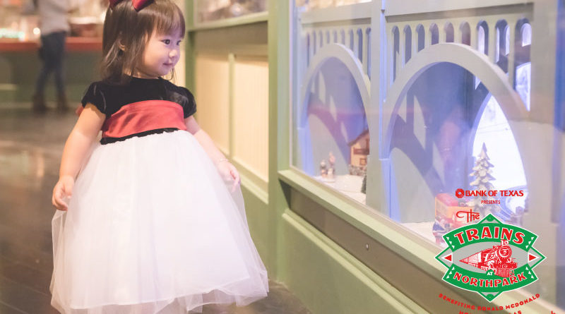 The Trains at NorthPark Celebrates 20th year at NorthPark Center
