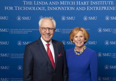 Gift Advances Technology, Innovation, Entrepreneurship at SMU