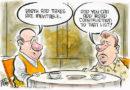 Editorial Cartoon: The Inevitable