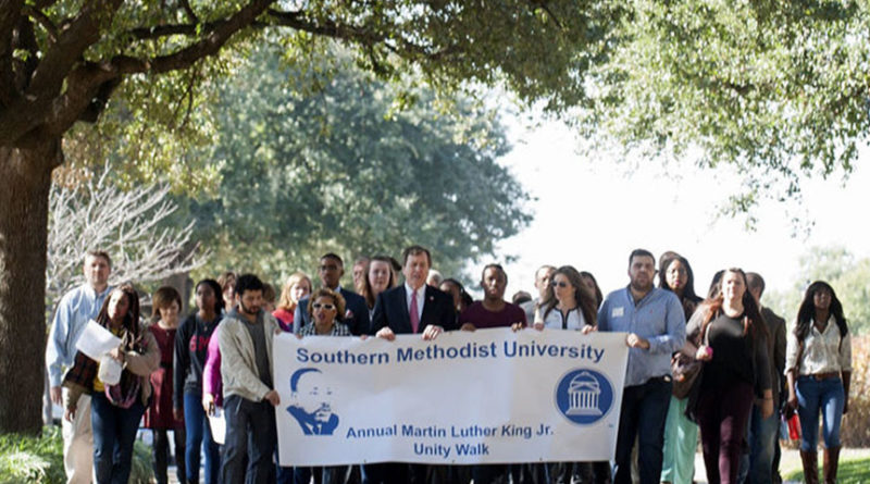 Community Invited To Join SMU MLK Unity Walk