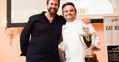 """""""Prince of Pork"""" Chef Bruno Davaillon"""