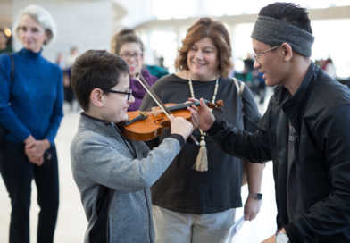 DSO Announces Concert for Children, Adults with Autism