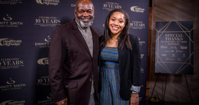 10th Annual Emmitt Smith Celebrity Kick-Off
