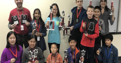 Student Achievements: Two to Celebrate