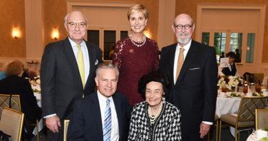 Texas Woman's University Honors Dale Petroskey