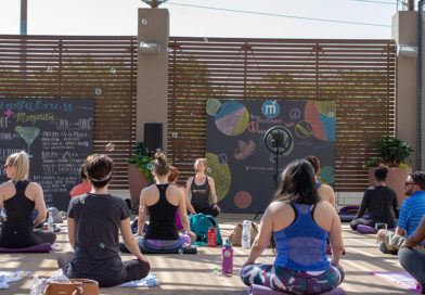 Mockingbird Station to Host Month-Long Wellness Festival