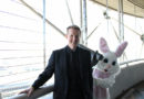 Easter Hoppenings at Reunion Tower Include Easter Bunny Photos 470 Feet in the Air