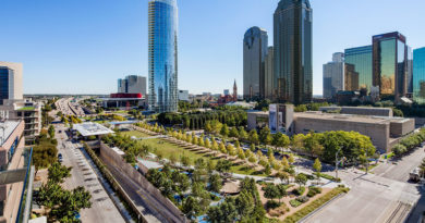 Forum: Dallas Deck Parks and Connective Parks