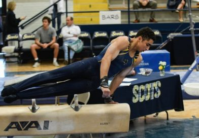 Elahmadi Leads HP Gymnasts to State