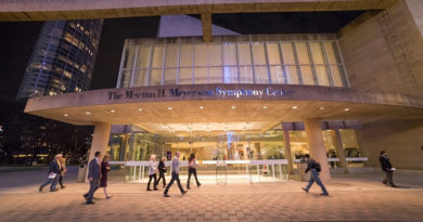 DSA Takes Over Management of Meyerson Symphony Center