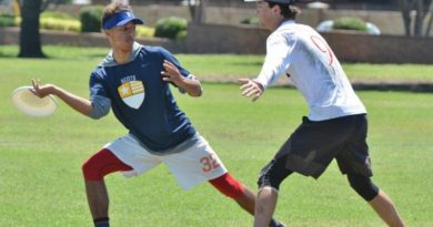 Scots Catch Fourth at Ultimate Tourney