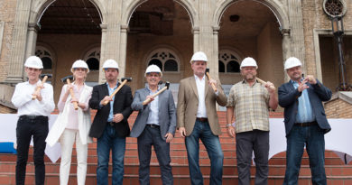 The Baker Hotel and Spa Begins Historical Renovation