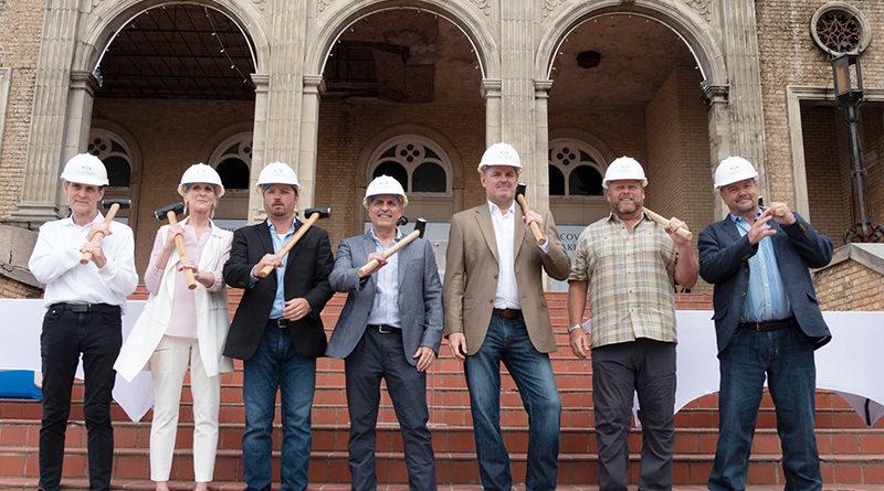 The Baker Hotel and Spa Begins Historical Renovation   Park