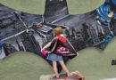 Batman Mural Art Coming to Dallas