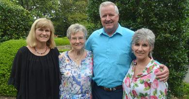 GALLERY: Dallas Arboretum Hosts Rose Dedication