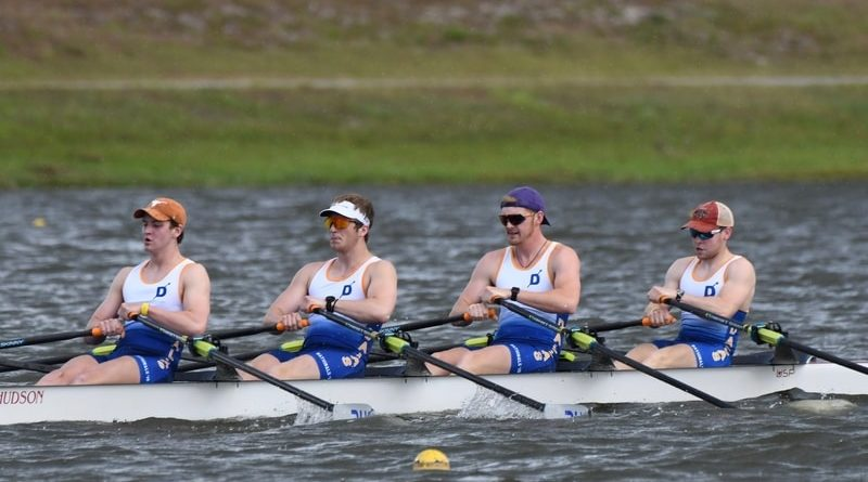 DUC Races 4 Boats at Youth Nationals