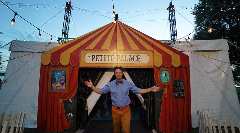 The Petite Palace Brings Laughs, Charity to Dallas