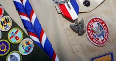 Troops 68, 518 Introduce New Eagle Scouts