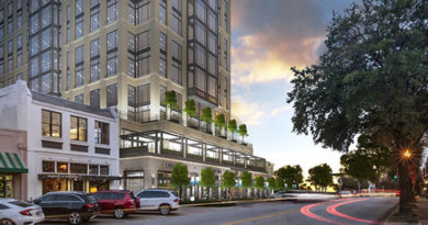 Weir's Plaza Breaks Ground in Knox-Henderson District
