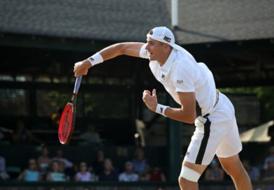 Isner to Endorse New CBD Sports Drink
