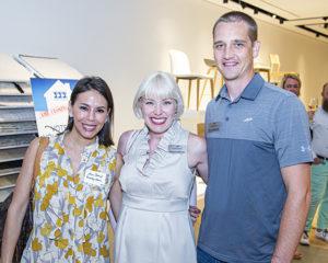 Ana Stroud, Dana Compton, and Micah Cunningham