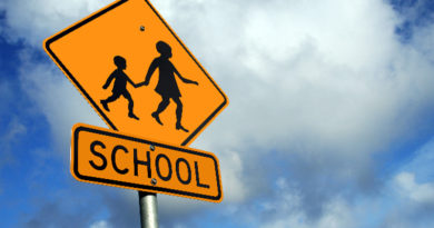 TxDOT, UPPD Offer Safety Tips as School Begins in Texas