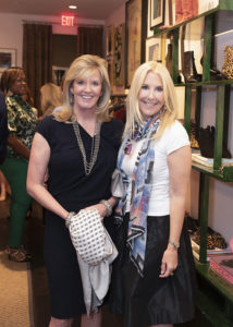 Amy Crafton and Katherine Wynne