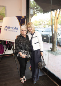 Carolyn Miller and Joy Duncan