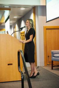 Junior League of Dallas President Brooke Bailey