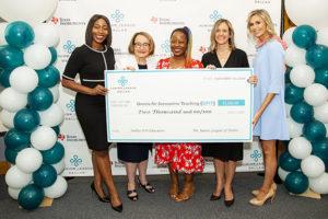 Zakiyah Johnson, Dr. Ivonne Durant - Ed.D, Melyssah Colerangle, Brooke Bailey, and Beth Boyd.