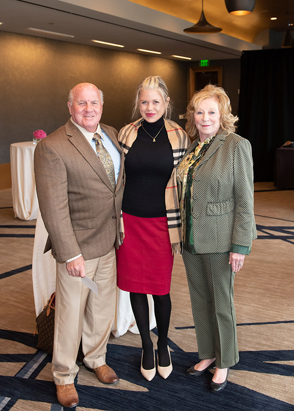 Jimmy Heimpel, Stephanie Cone, and Mary Bowman-Campbell