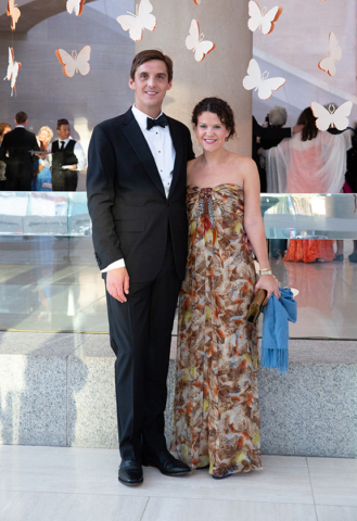Andrew and Brooke Dowdy