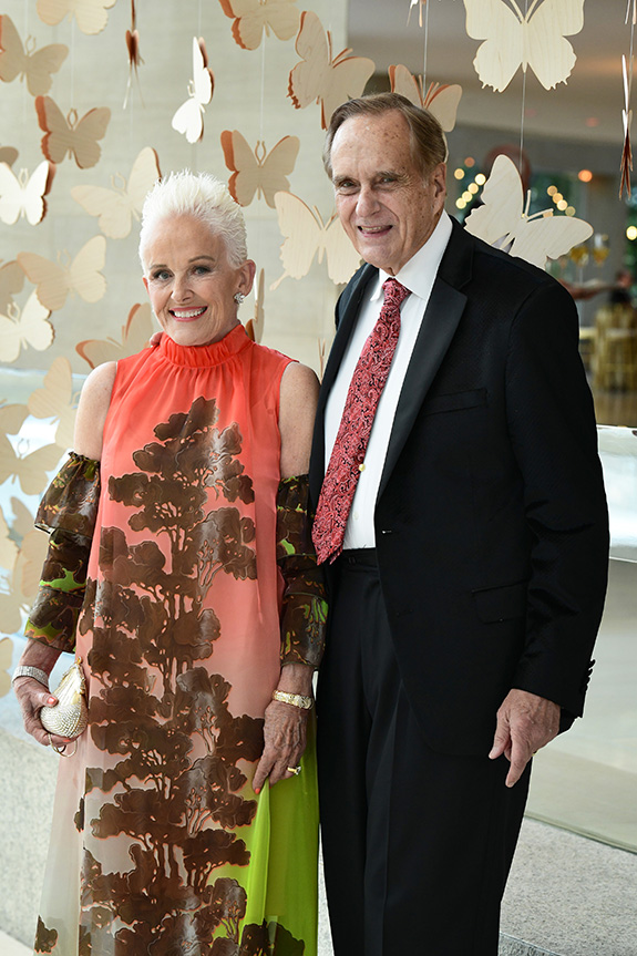 Barbara and Don Daseke