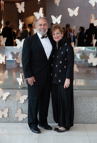 Barbara and Mike Lynn