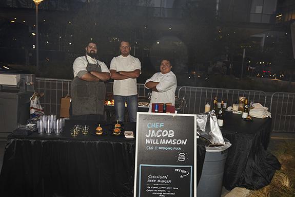 Chef Jacob Williamson; Five Sixty