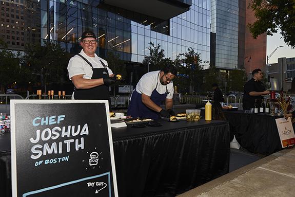 Chef Joshua Smith; Boston, MA